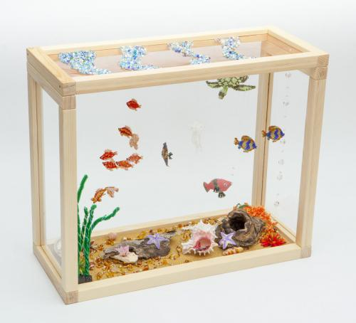 Aquarium Needwood Beaders G