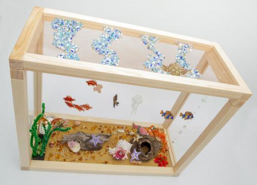 Aquarium Needwood Beaders G06