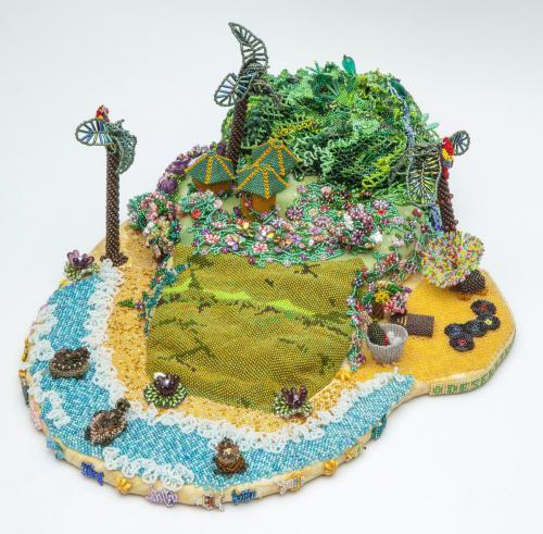 Desert Island Discs BanffshireBeaders G01