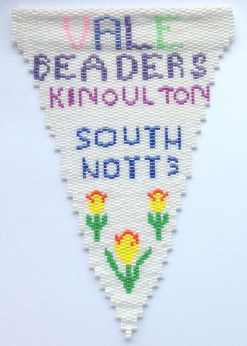 Group_Kinoulton South Notts. Vale beaders